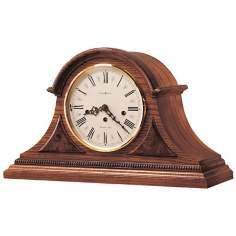 "Howard Miller Worthington 18"" WideTabletop Clock"