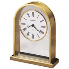 "Howard Miller Reminisce 7 1/4"" HighTabletop Clock"