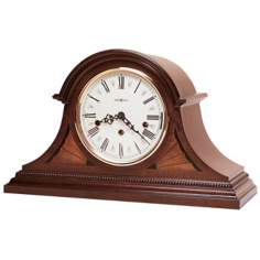 "Howard Miller Downing 18"" WideTabletop Clock"