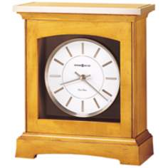 "Howard Miller Urban Mantel 12 1/2"" High Tabletop Clock"