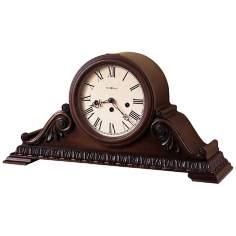 "Howard Miller Newley 22"" Wide Tabletop Clock"