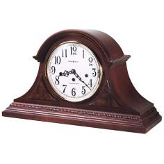 "Howard Miller Carson 18"" Wide Tabletop Clock"