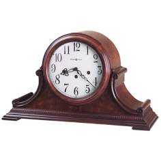 "Howard Miller Palmer 19"" Wide Tabletop Clock"
