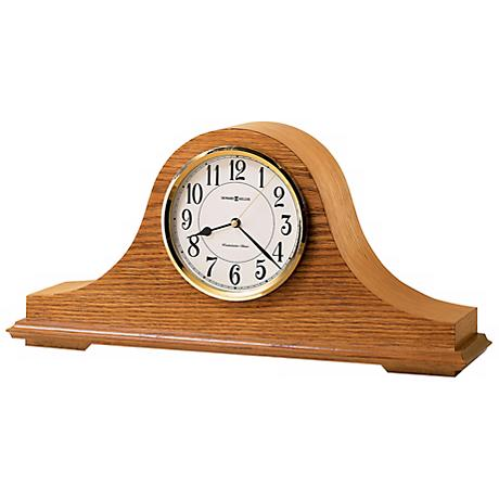 "Howard Miller Nicholas 17 3/4"" Wide Tabletop Clock"