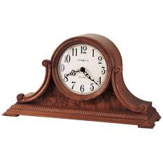 "Howard Miller Anthony 15 3/4"" Wide Tabletop Clock"