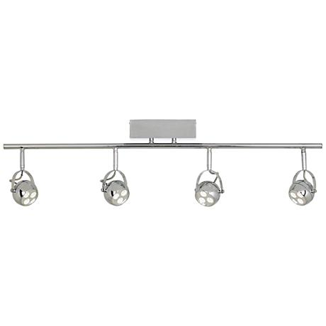 Pro Track® Loida Chrome LED Adjustable Ceiling Fixture