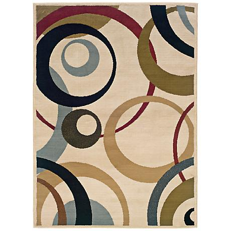 Bexley Collection Cuyuna Area Rug