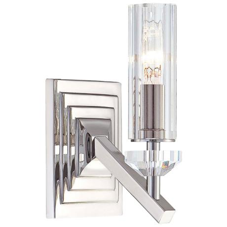 "Metropolitan Fusano Collection 10 1/4"" High Wall Sconce"