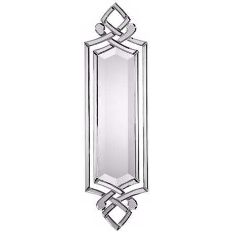 "Uttermost 36"" High Ginosa Wall Mirror"