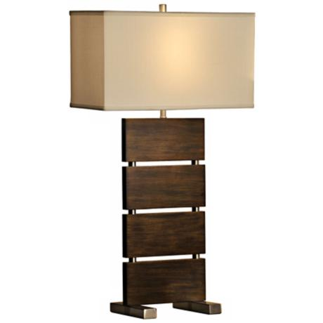 Nova Divide Standing Table Lamp