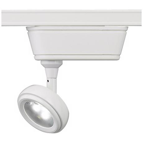 WAC Linear Portal Round White LED Track Head for Lightolier