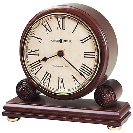 "Howard Miller Redford 7 1/2"" Wide Tabletop Clock"