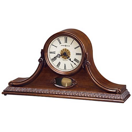 "Howard Miller Andrea 18"" Wide Tabletop Clock"
