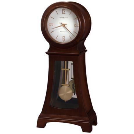"Howard Miller Gerhard 22 1/4"" High Mantel Clock"