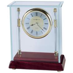 "Howard Miller Kensington 8"" High Tabletop Clock"