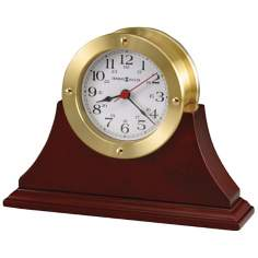"Howard Miller South Pier 7 3/4"" WideTabletop Clock"