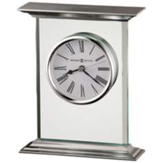 "Howard Miller Clifton 7"" High Tabletop Clock"