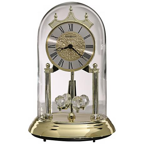 "Howard Miller Christine 9"" High Anniversary Clock"