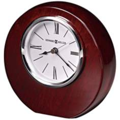 "Howard Miller Adonis 5 3/4"" High Tabletop Clock"