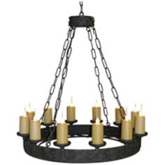 Laura Lee Adonis 12-Light Chandelier