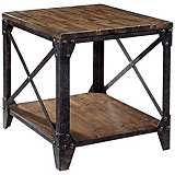 Pinebrook Rectangular End Table