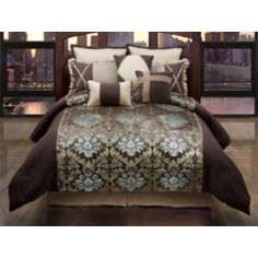 Burgess Comforter Bedding Set