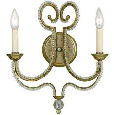 Candice Olson Camerson 2-Light Wall Sconce
