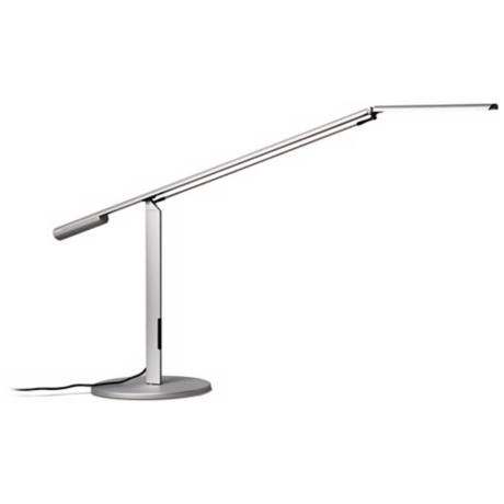 Koncept Gen 3 Equo Daylight LED Modern Desk Lamp Silver