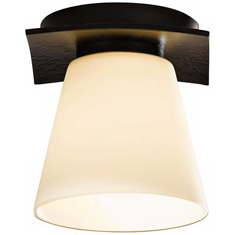 "Hubbardton Forge Wren 5"" Wide Flushmount Ceiling Light"