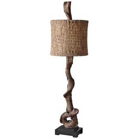 Uttermost Weathered Driftwood Table Lamp