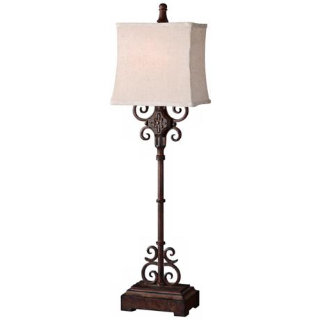 Uttermost Cubero Buffet Table Lamp