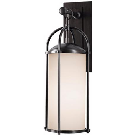 "Murray Feiss Dakota Espresso 20 3/4"" High Outdoor Wall Light"
