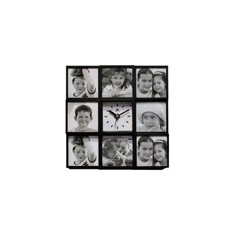 "Cherished Memories 9 3/4"" Square Wall Clock"
