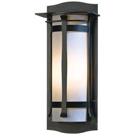 "Hubbardton Forge Sonora 24 1/2"" High Outdoor Wall Light"