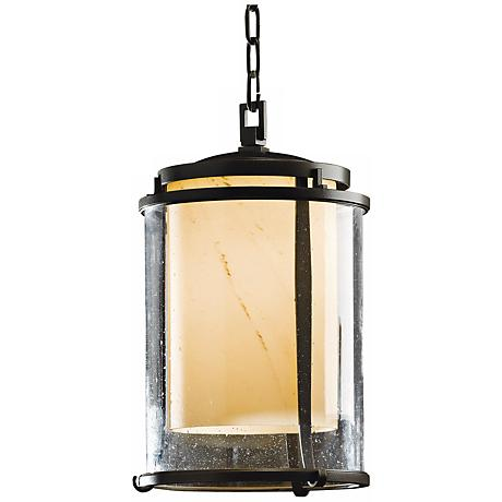 Hubbardton Forge Meridian Stone Outdoor Hanging Light