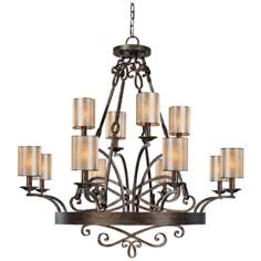 "Reserve Collection 12-Light 41"" Wide Chandelier"