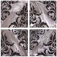 "Uttermost Set of 4 Chiavari 15 3/4"" Wide Wall Art"