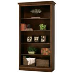 Ty Pennington Oxford Center Cherry Wall Storage Unit