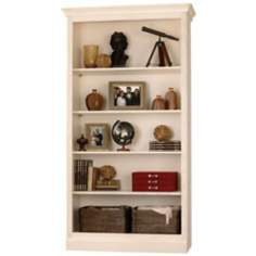 Ty Pennington Oxford Center Vanilla Wall Storage Unit