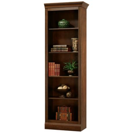 Ty Pennington Oxford Right Return Cherry Wall Storage Unit