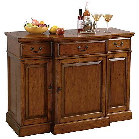 Howard Miller Shiraz Hide-A-Bar™ Cabinet