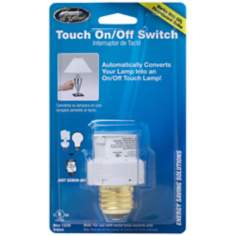 Touch and Glow One-Touch Screw-In Socket Adaptor