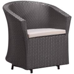 "Horseshoe Bay 33 1/2"" High Outdoor Chair"