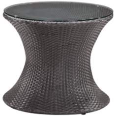 "Horseshoe Bay 25 1/5"" Round  Outdoor Coffee Table"