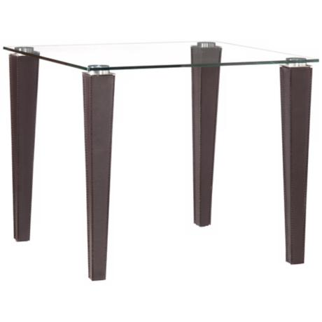 Zuo Column Espresso Dining Table