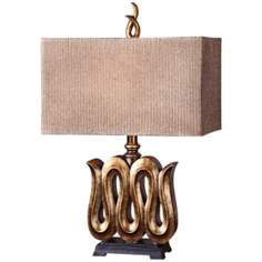 Uttermost Serpentine Table Lamp