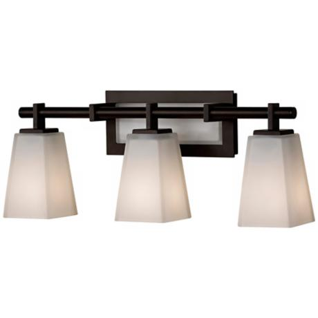 "Murray Feiss Clayton 22 1/4"" Wide Bathroom Light Fixture"