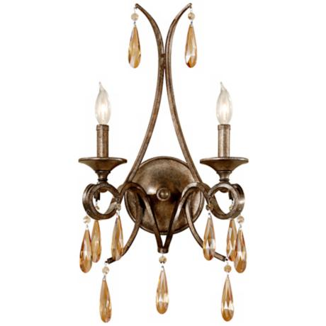 "Murray Feiss Reina 24 1/2"" High Wall Sconce"