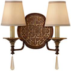 "Murray Feiss Marcella 15 1/2"" Wide Wall Sconce"
