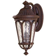 "Murray Feiss Regent Court 17 1/2"" High Outdoor Wall Lantern"